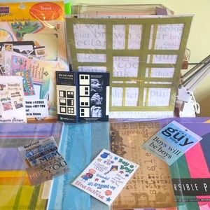 Scrapbooking Bundle!